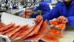 Упаковка лосося