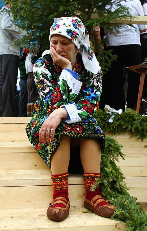Проводи отар на полонину в Путилі