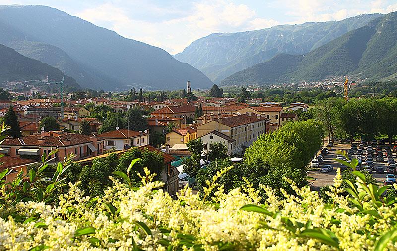 Італія 2012 Бассано дель Граппа