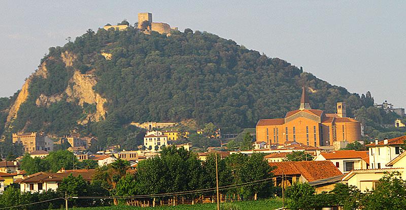 Італія 2012 Монселіче