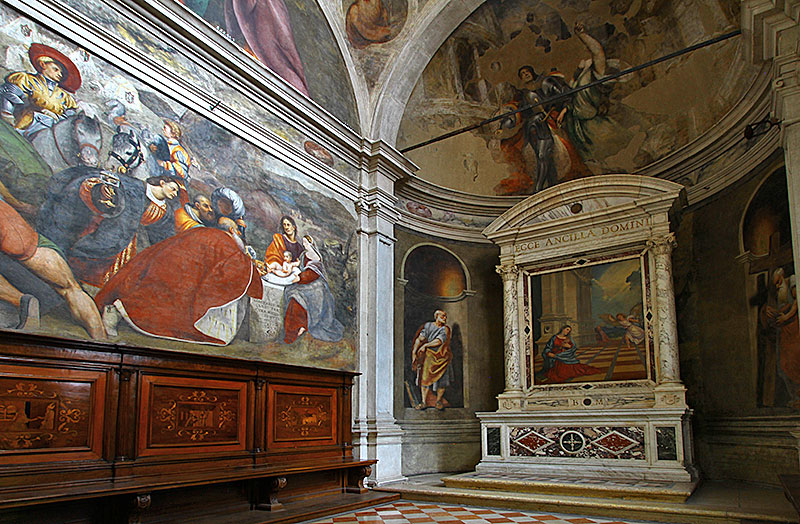 Італія 2012 Тіціан в Тревізо