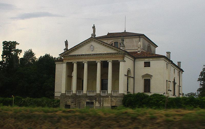 Італія 2012 Вілла Молін