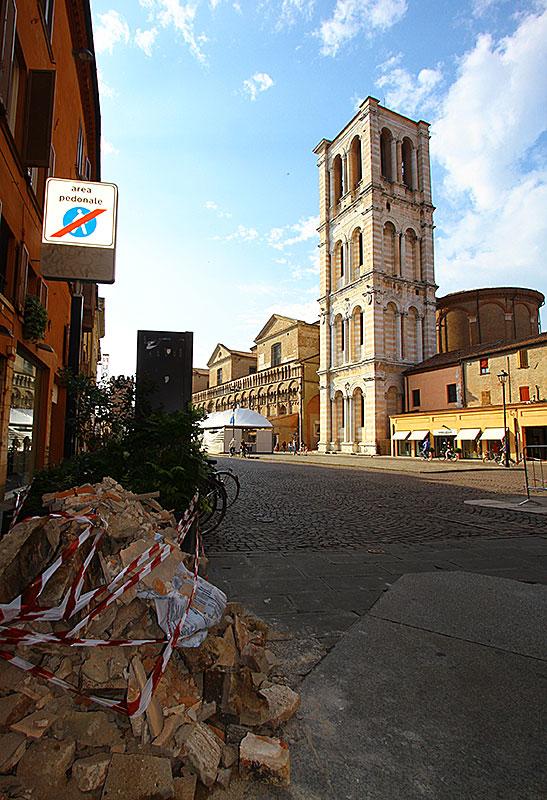 Італія 2012 Феррара