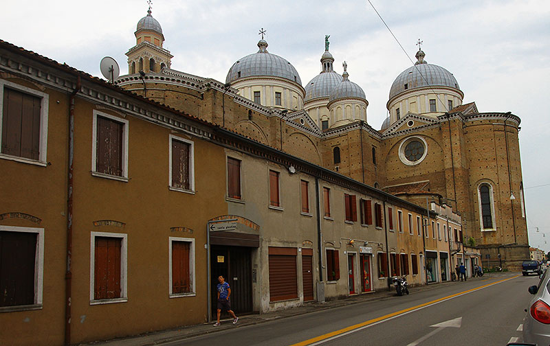 Італія 2012 Падуя