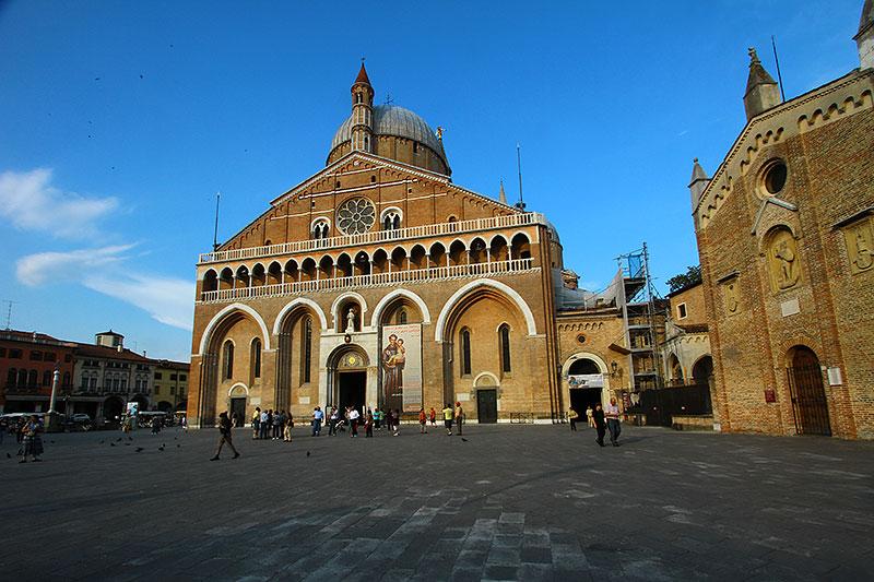 Італія 2012 Падуя св. антоній