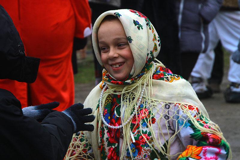 Горбова Horbova uratura 2014