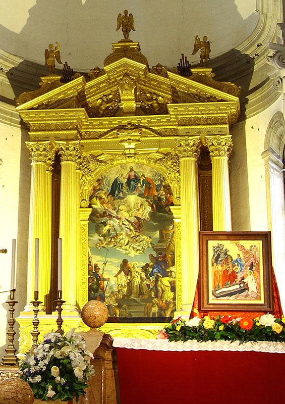 Італія 2012 Падуя веронезе
