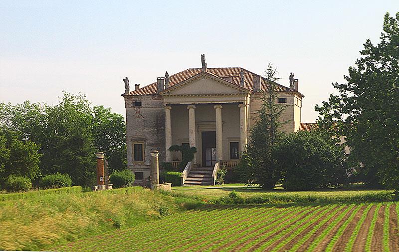 Італія 2012 Вілла палладіо