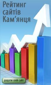 Рейтинг сайтів Кам'янця-Подільського