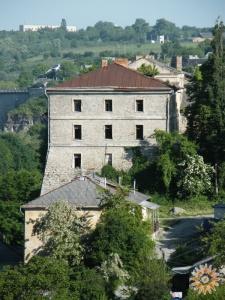 Казарми фортеці