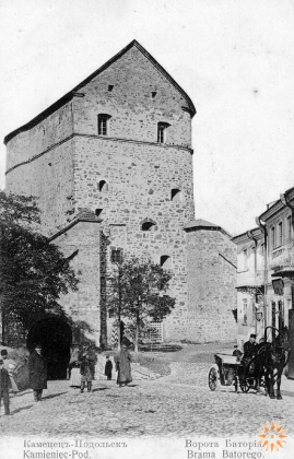 Ворота Баторія