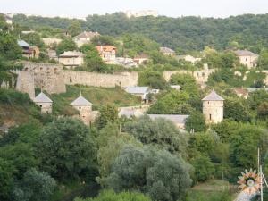 Руська брама вигляд з Турецького мосту