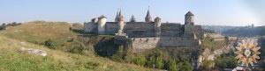 Новий Замок, Стара Фортеця і Замковий міст, Кам