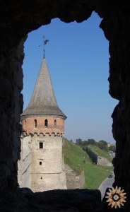 Каменец-Подольский фото башни старой Крепости