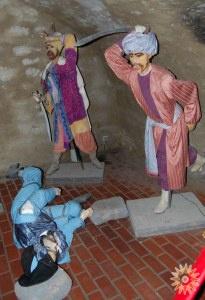 Каменец-Подольский, фото из подземелий Старой  Крепости