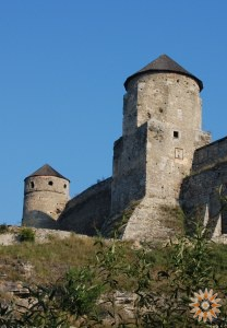 Фото Кармалюкової (Папської) башти та башти Ковпак