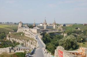 Стара Фортеця (замок) - фото з Армянського бастіона