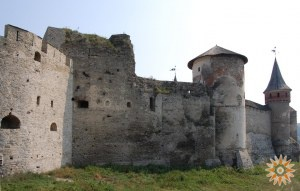 Стара Фортеця -  фото з Південь-Захід
