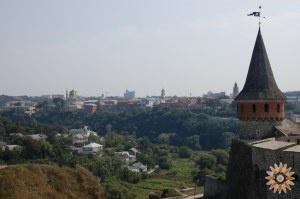 Старе місто - фото зі Старої Фортеці