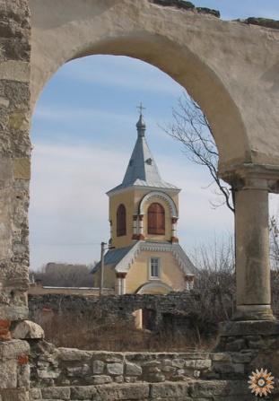 Дзвіниця Благовіщенської церкви