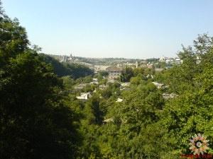 Cтаре місто і фортеця
