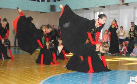Танец Абра старшая