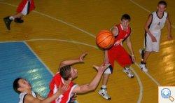Баскетбол прием мяча