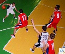 Баскетбол персональная защита