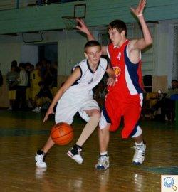 Баскетбол дриблинг
