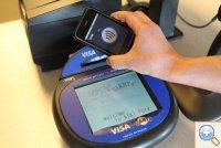 Безконтактні платежі NFC